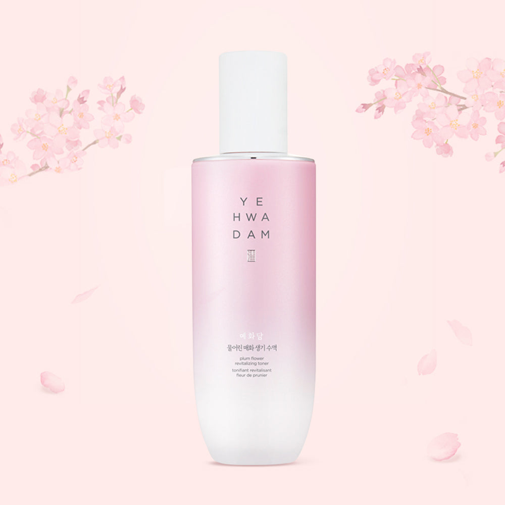 THEFACESHOP YEHWADAM PLUM FLOWER REVITALIZING TONER