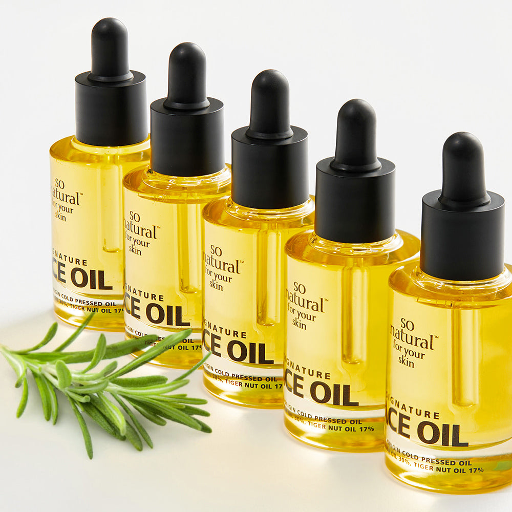 So Natural Signature Face Oil