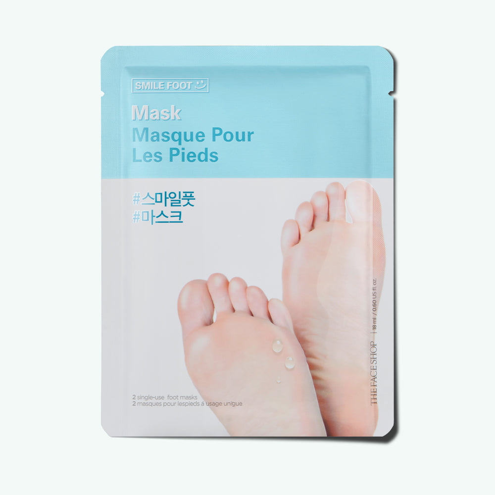 THEFACESHOP Smile Foot Mask