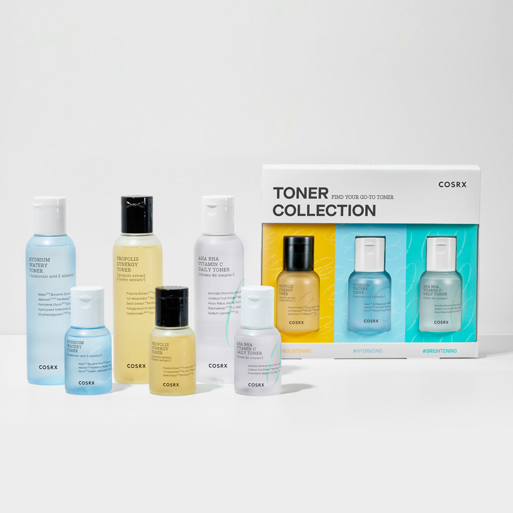 COSRX Find Your Go To Toner Collection