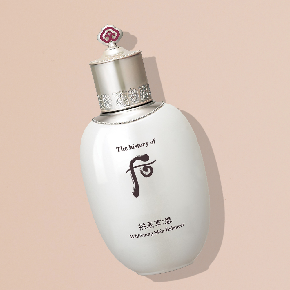 The History Of Whoo Gongjinhyang:Seol Radiant White Balancer