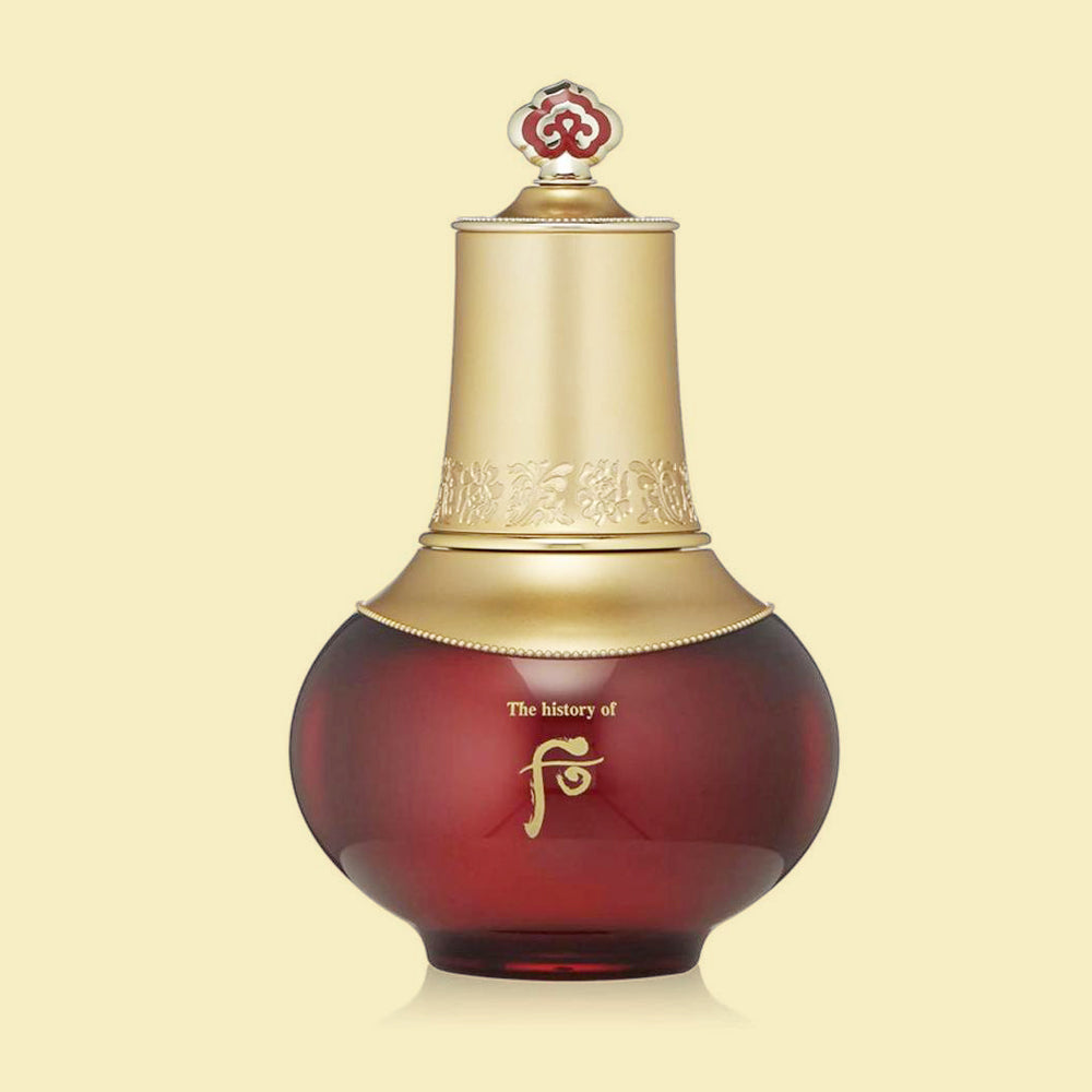 The history of Whoo Jinyulhyang Intensive Revitalizing Essence