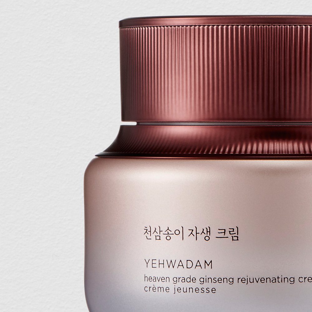 THEFACESHOP YEHWADAM HEAVEN GRADE GINSENG REJUVENATING CREAM