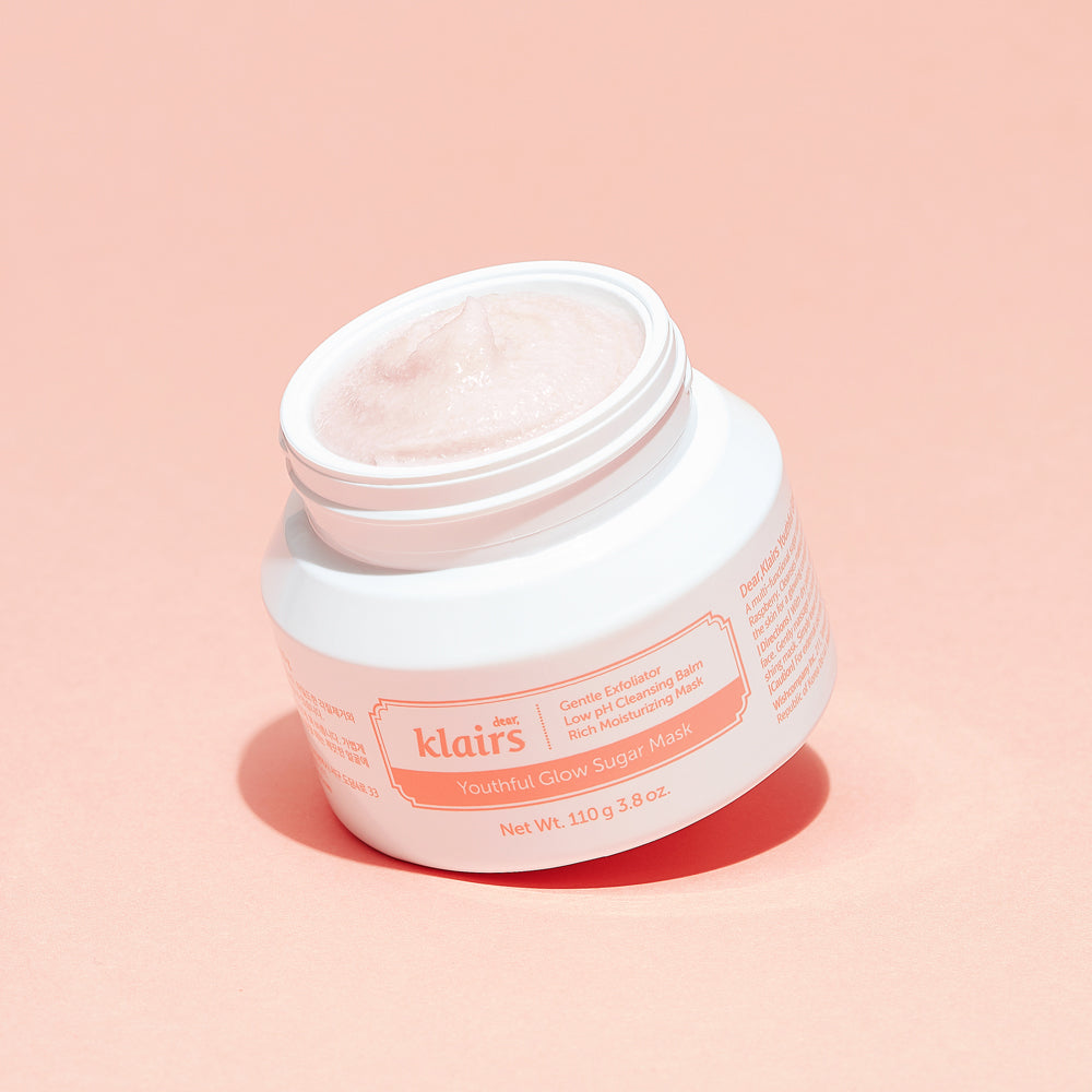 Dear Klaris Youthful Glow Sugar Mask