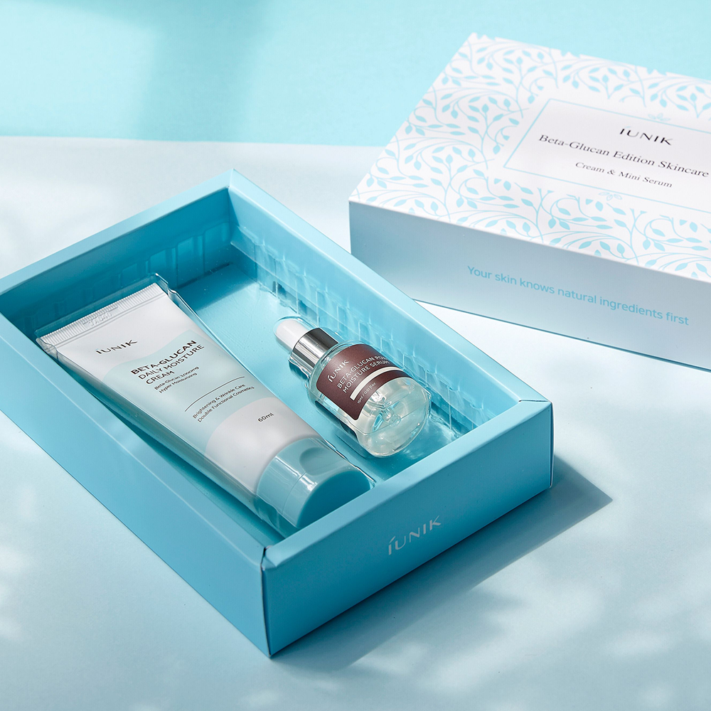 iUNIK Beta Glucan Edition Skin Care Set