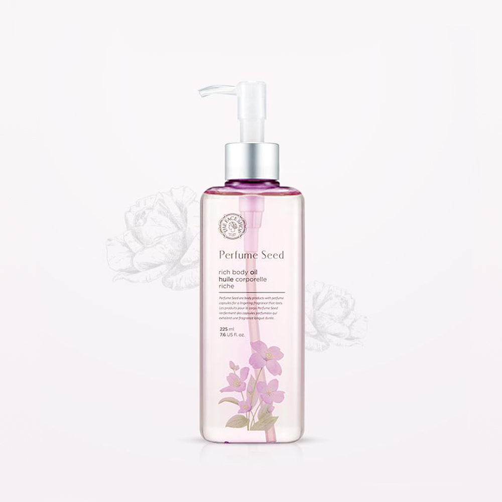 THEFACESHOP Perfume Seed Rich Body Oil