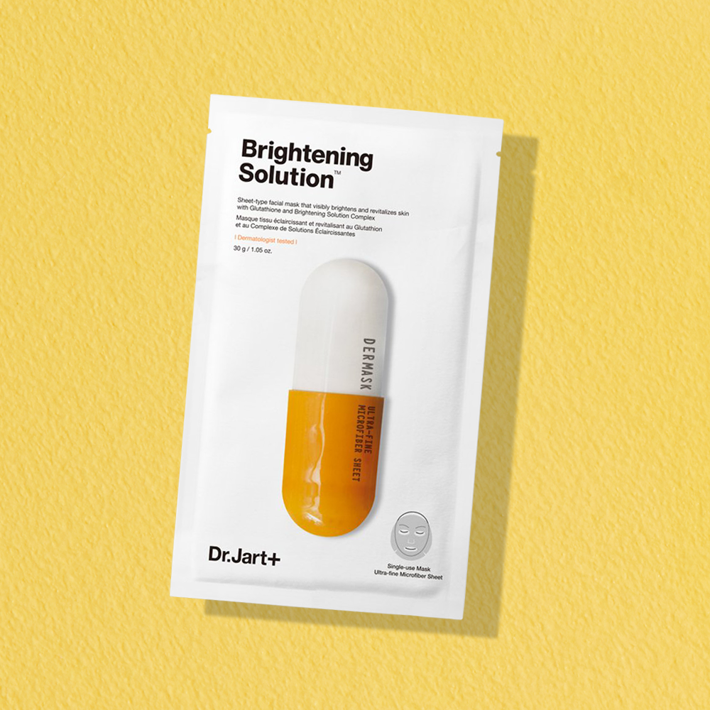 Dr.Jart+ Dermask Brightening Solution Facial Mask