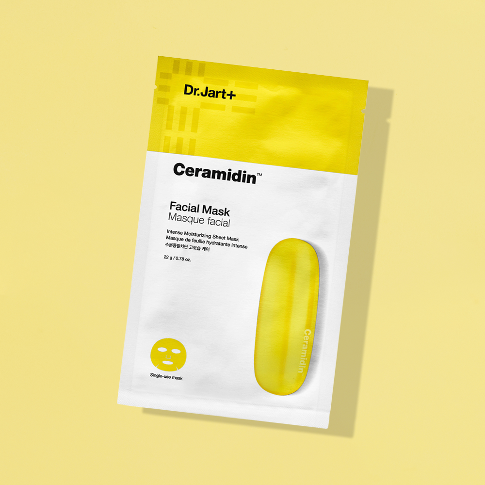 Dr.Jart+ New Ceramidin Facial Mask