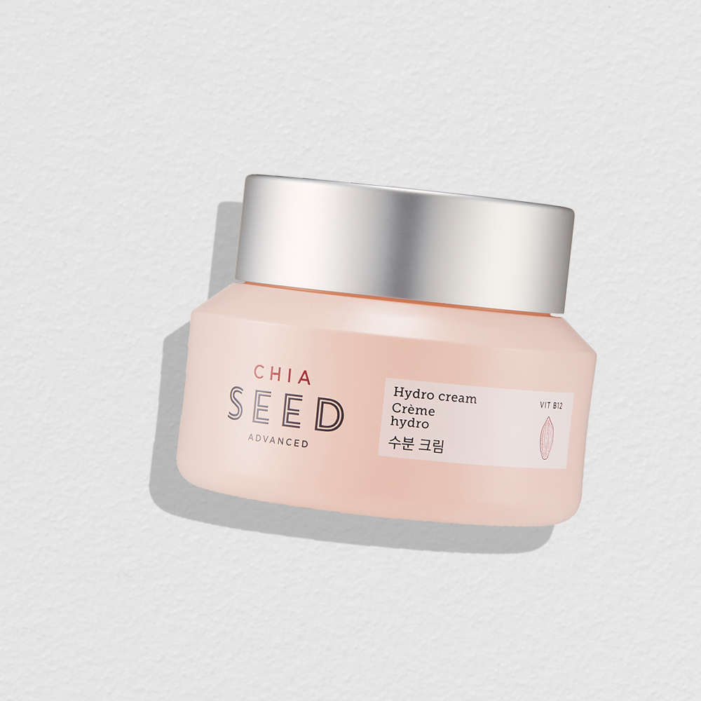 THEFACESHOP CHIA SEED HYDRO CREAM