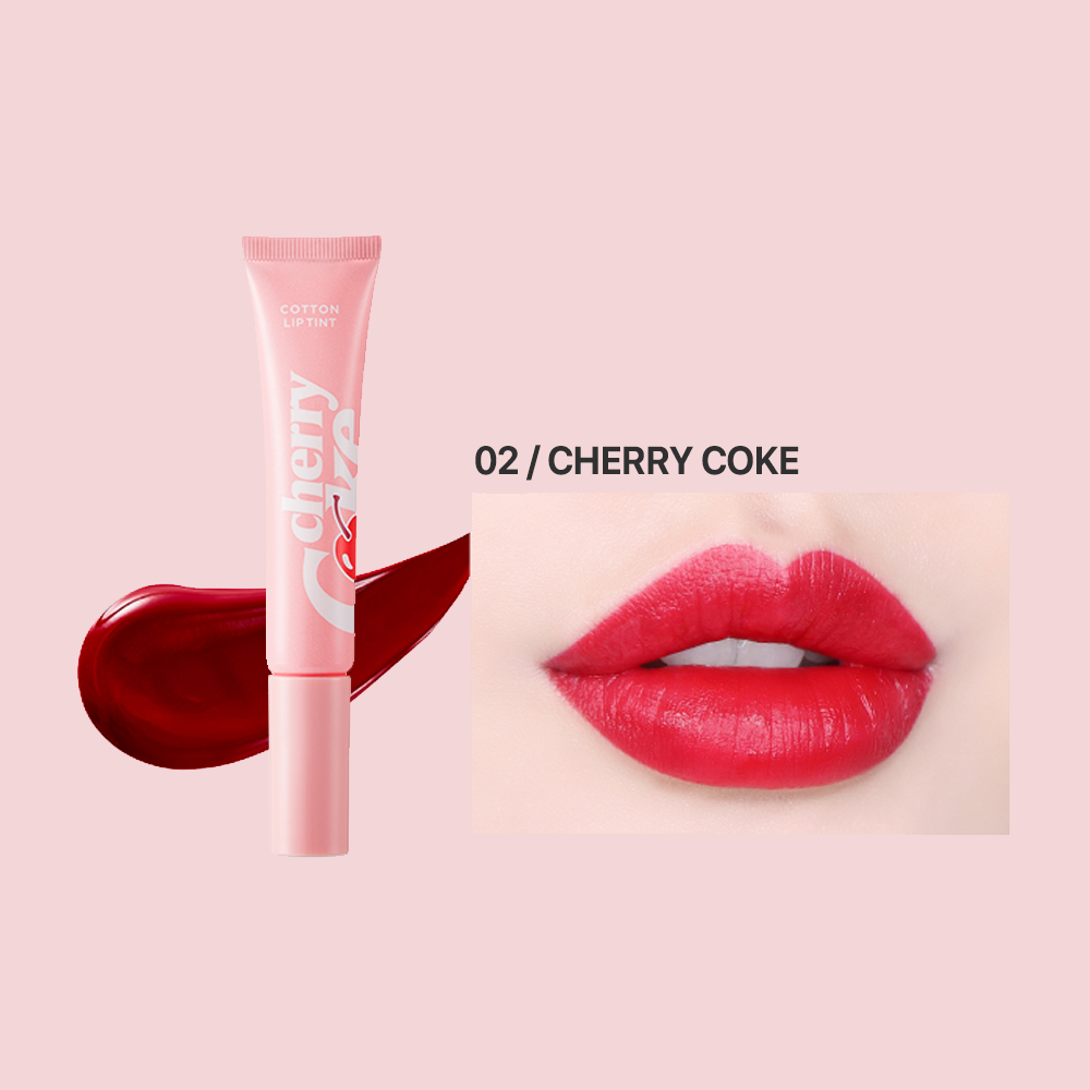 Coca-Cola Cotton Lip Tint