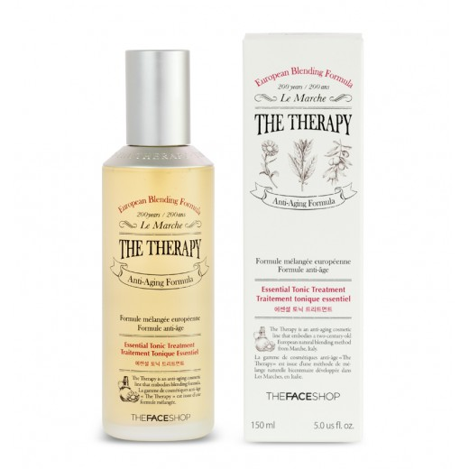 THEFACESHOP THE THERAPY ESSENTIAL TONIC TREATMENT
