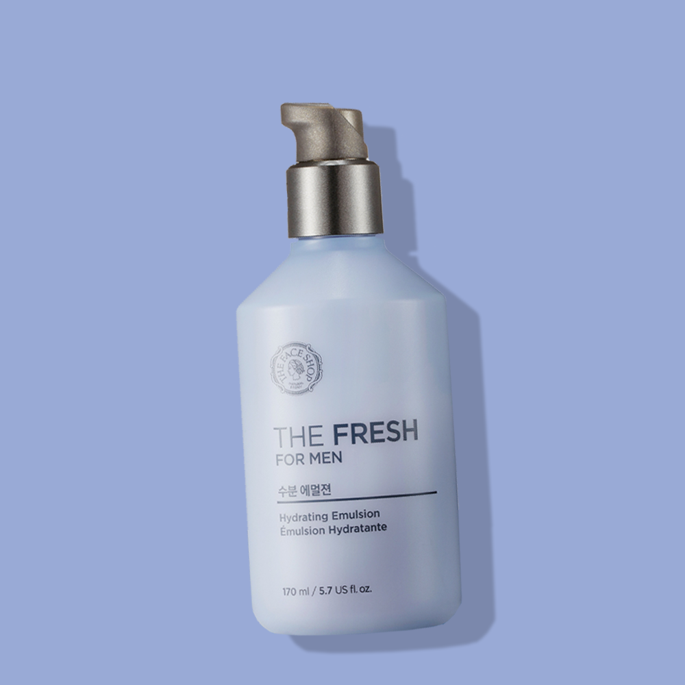 THEFACESHOP THE FRESH FOR MEN HYDRATING EMULSION