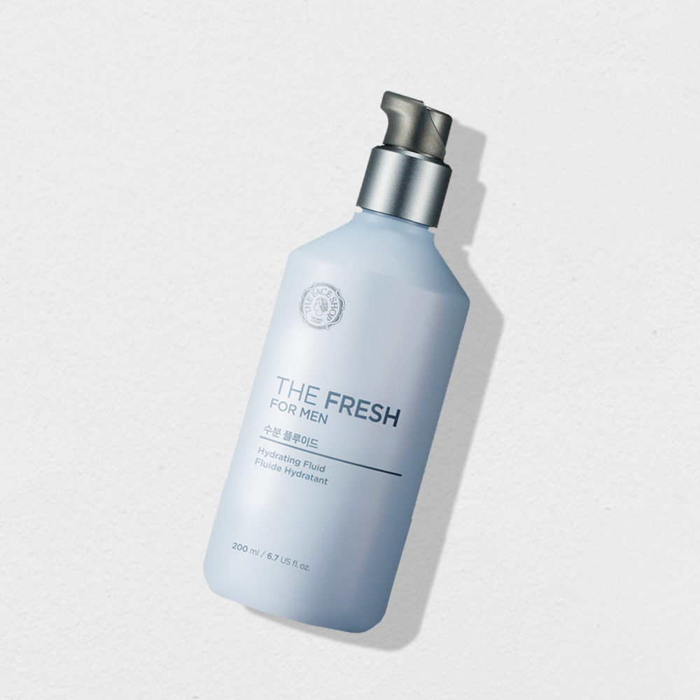 THEFACESHOP THE FRESH FOR MEN HYDRATING FLUID