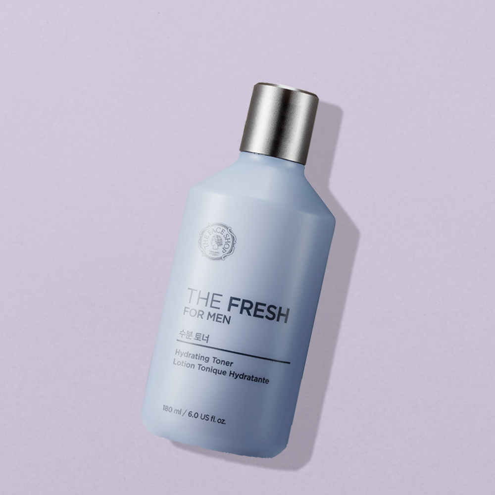 THEFACESHOP THE FRESH FOR MEN HYDRATING TONER