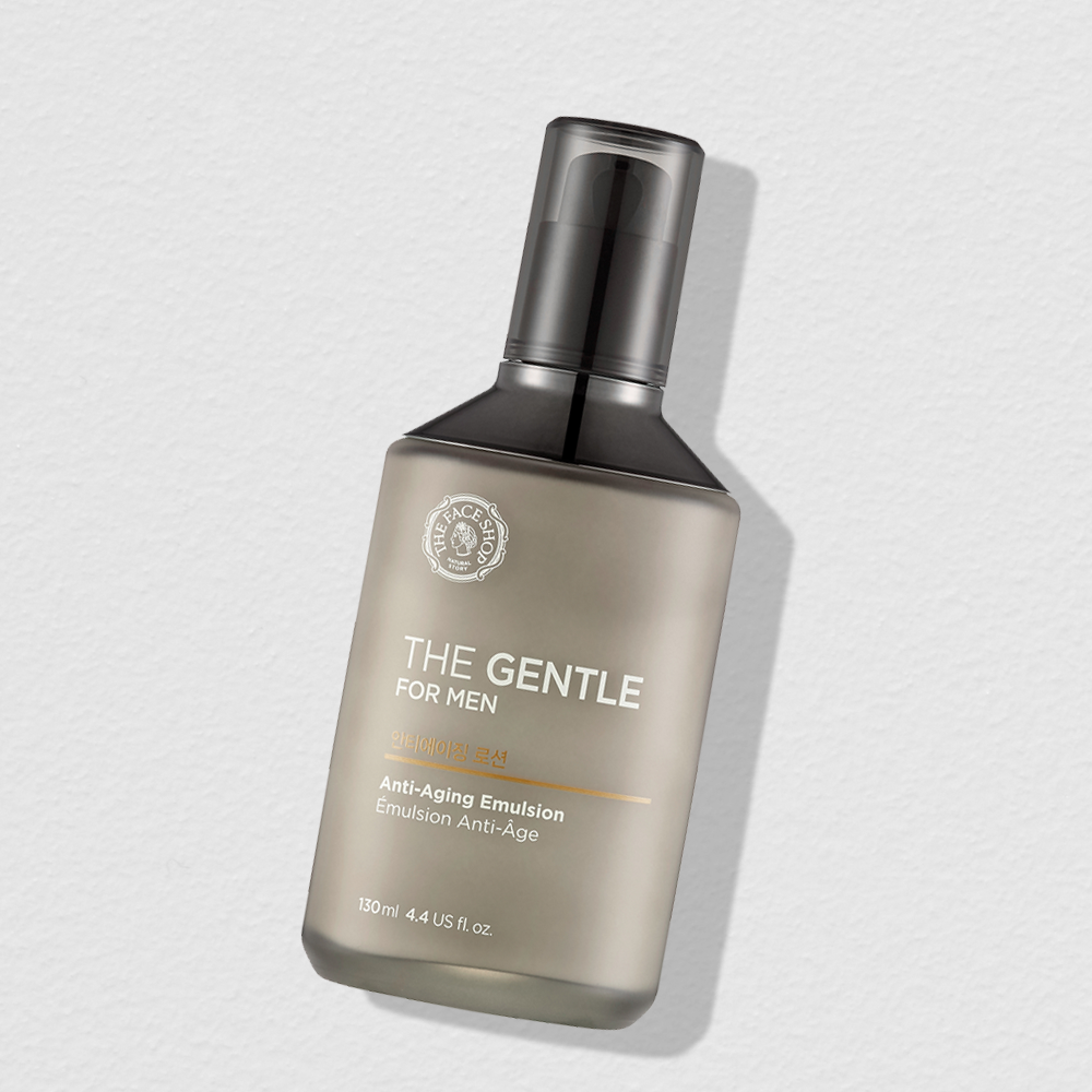 THEFACESHOP THE GENTLE FOR MEN ANTI-AGING EMULSION