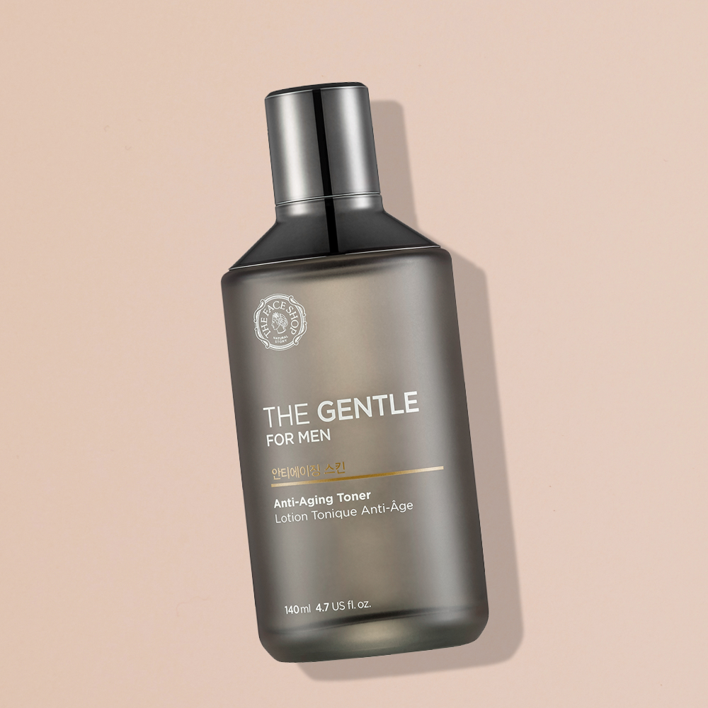 THEFACESHOP THE GENTLE FOR MEN ANTI-AGING TONER
