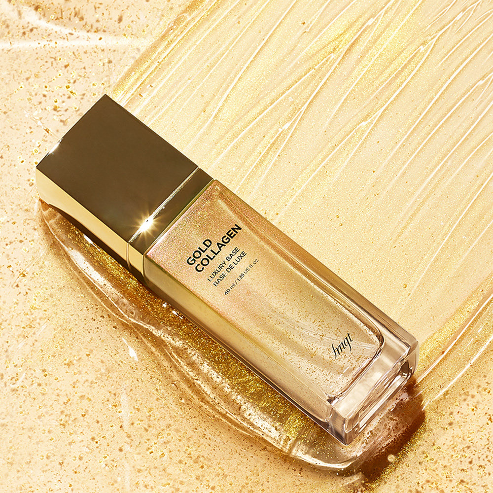 THEFACESHOP GOLD COLLAGEN AMPOULE LUXURY BASE