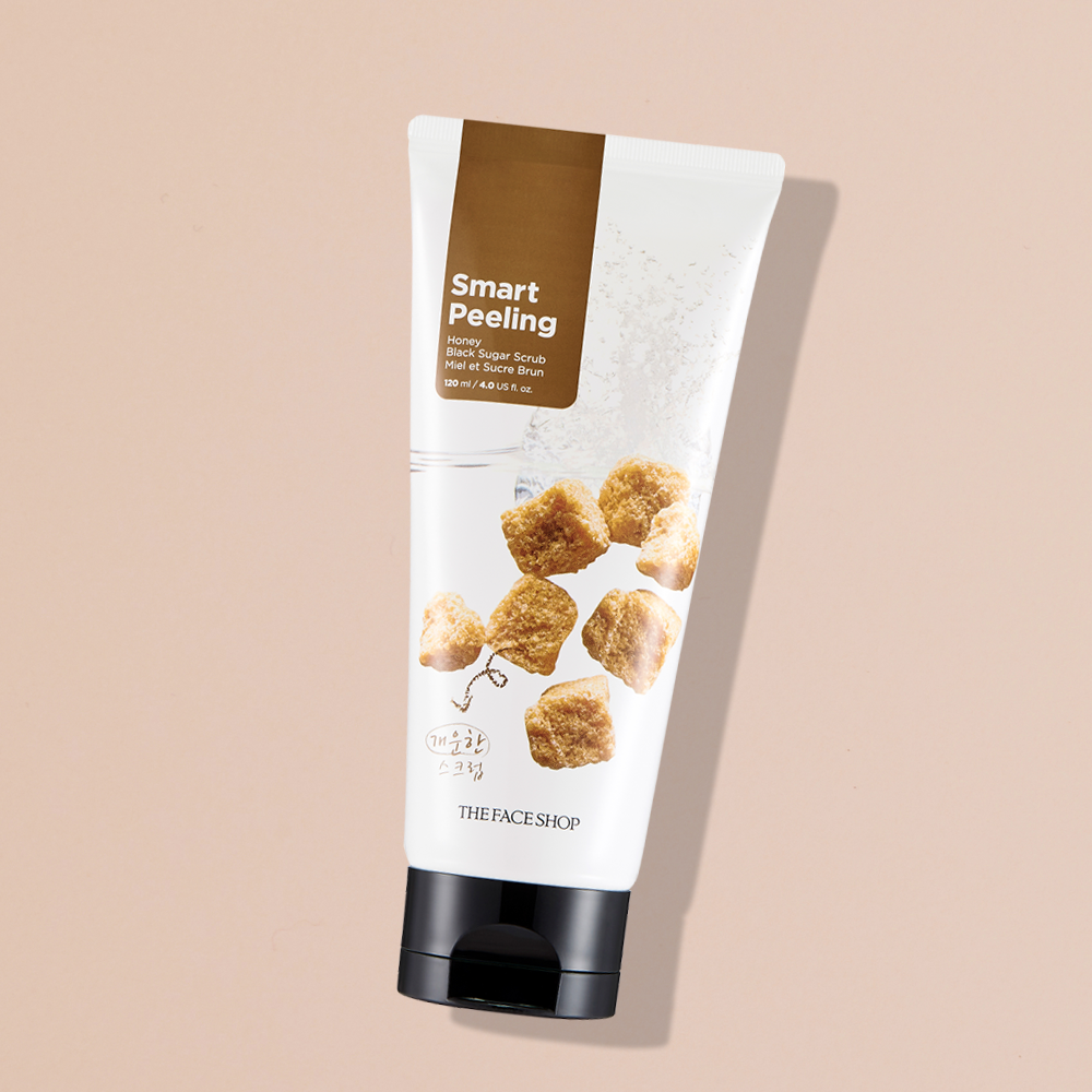 THEFACESHOP SMART PEELING HONEY SUGAR SCRUB