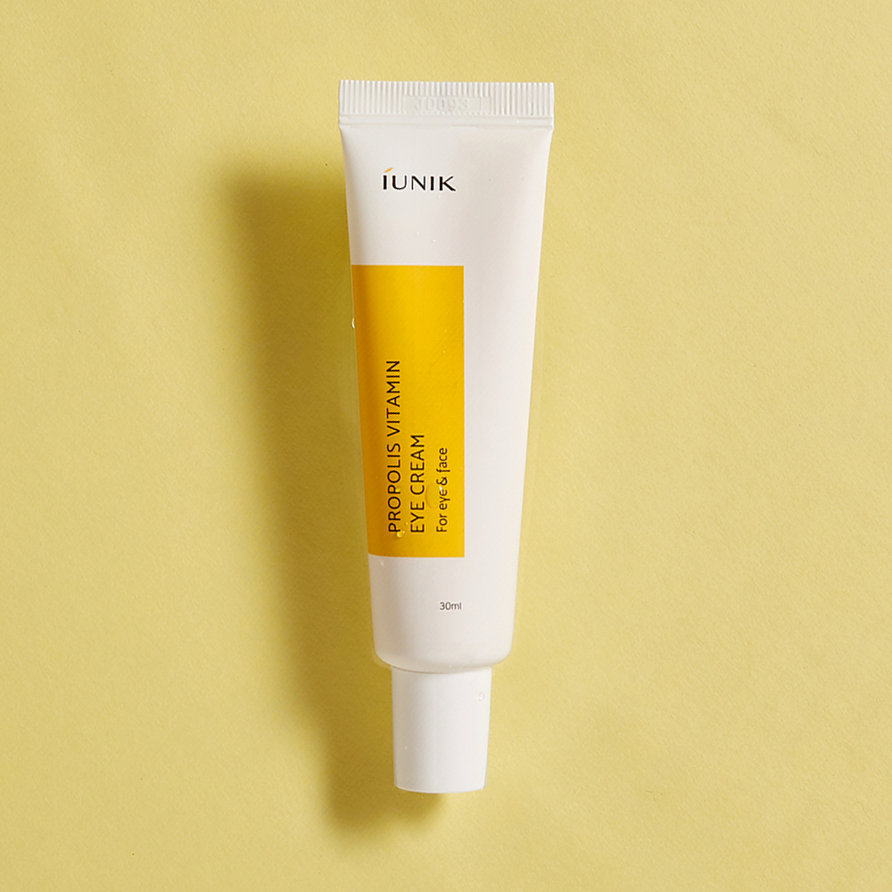 iUNIK Prpolis Vitamin Eye Cream