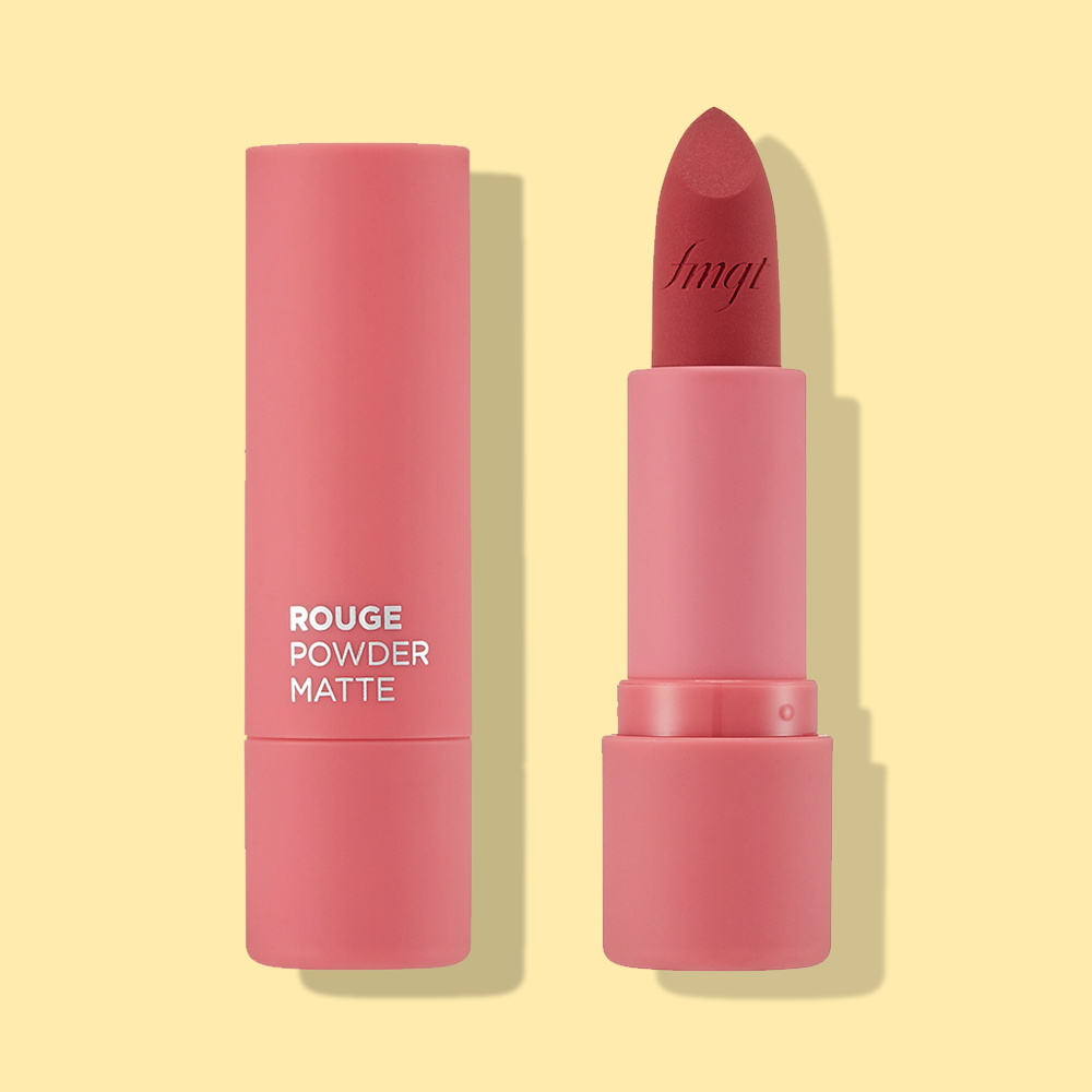 THEFACESHOP ROUGE POWDER MATTE