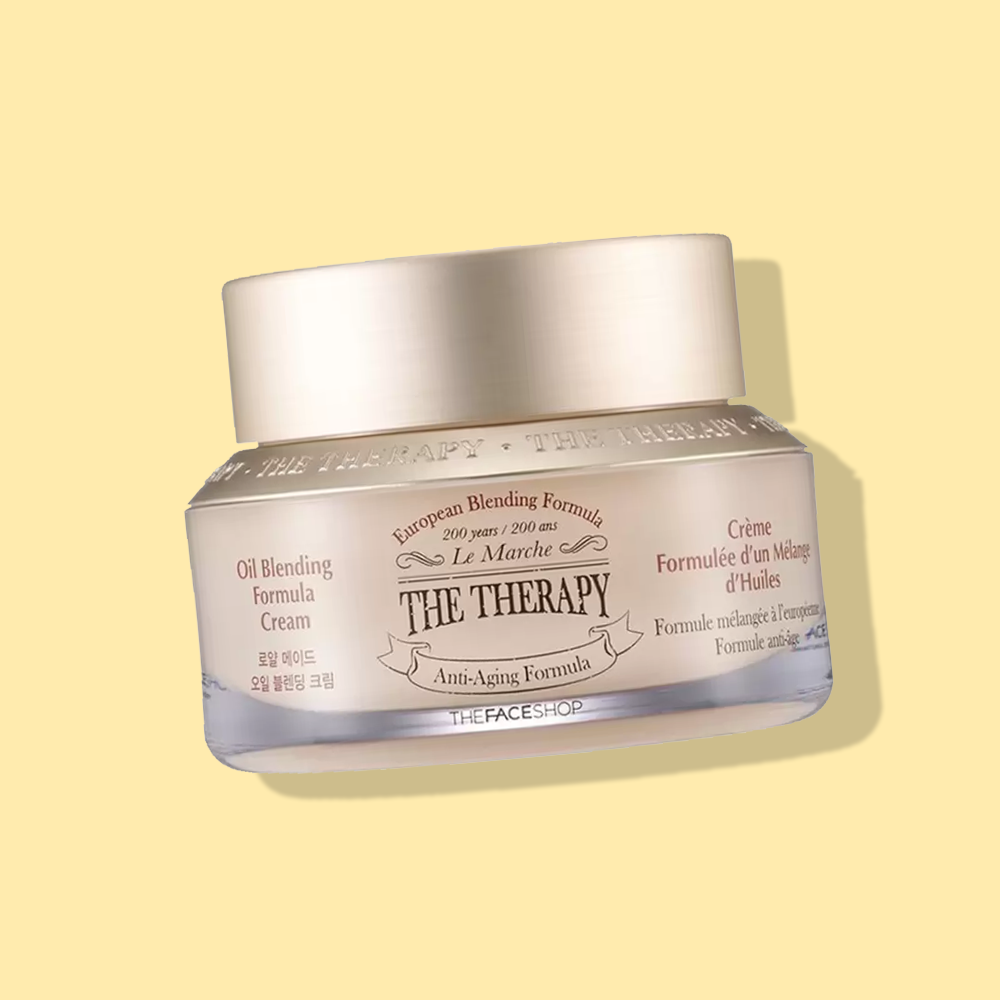 THE THERAPY OIL BLENDING FORMULA CREAM