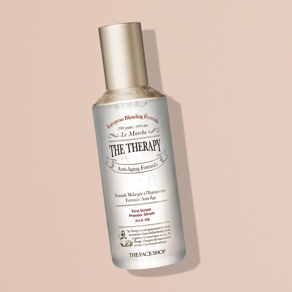 THEFACESHOP THE THERAPY FIRST SERUM