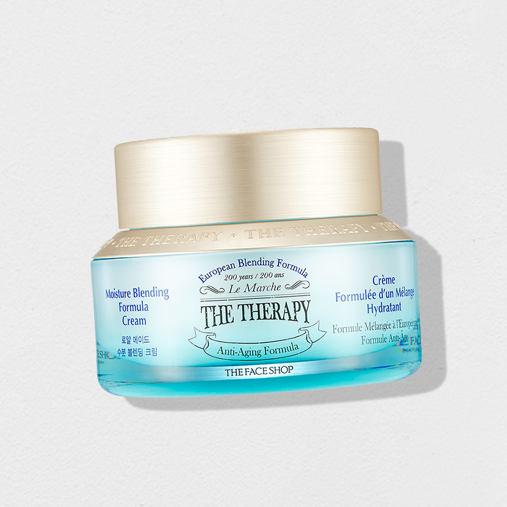 THE THERAPY MOISTURE BLENDING FORMULA CREAM