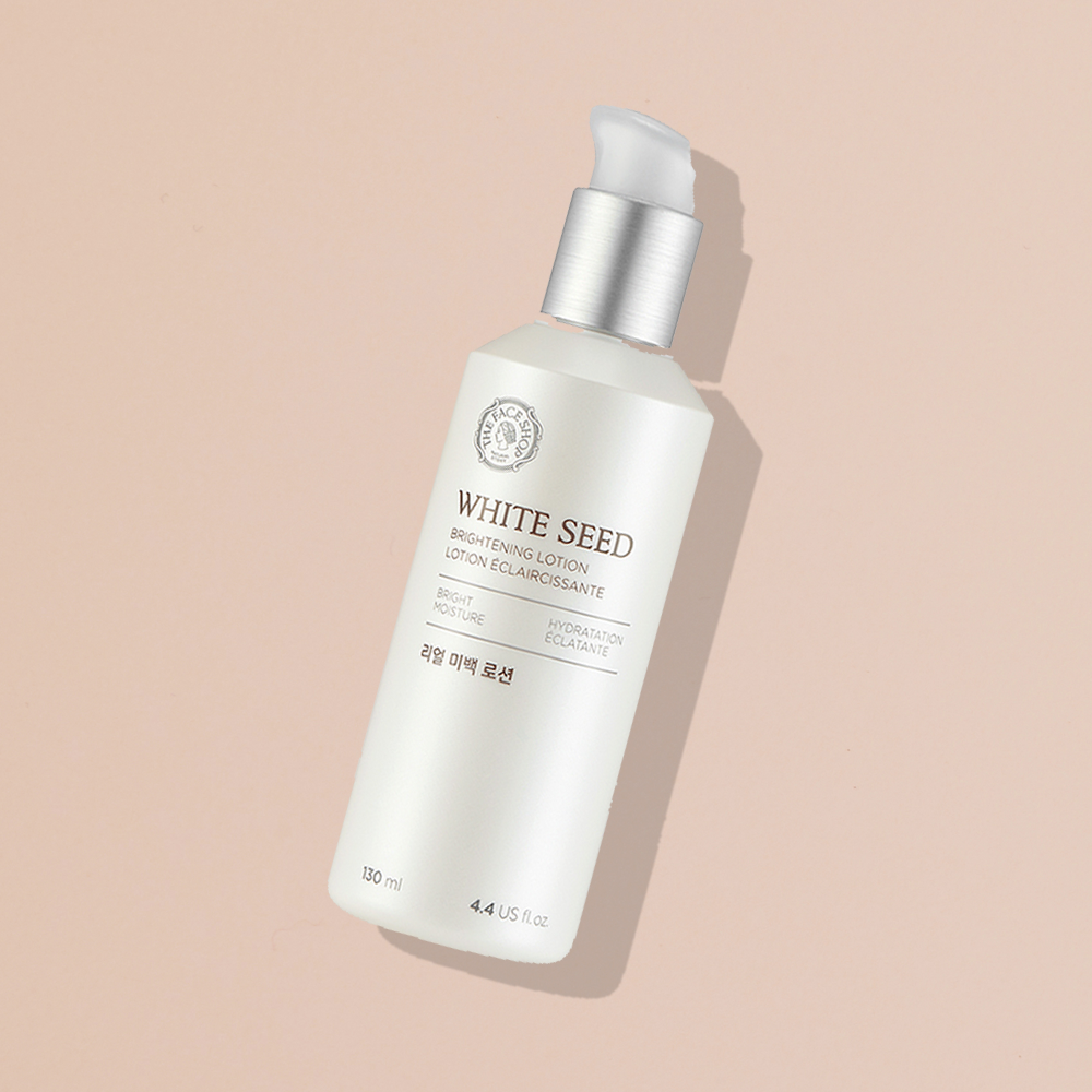 THEFACESHOP WHITE SEED BRIGHTENING LOTION