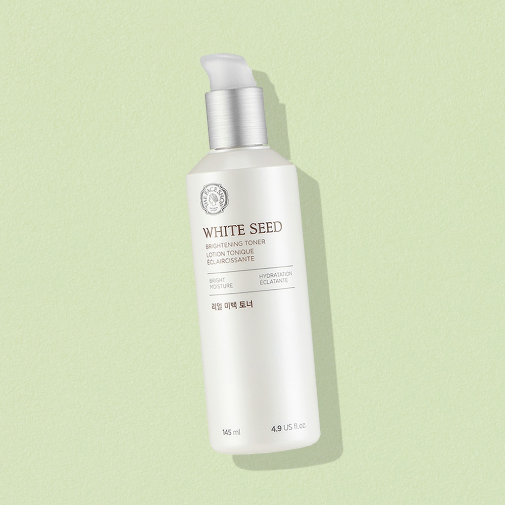 THEFACESHOP WHITE SEED BRIGHTENING TONER