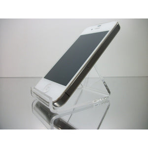 Clear Acrylic Cell Phone Stand
