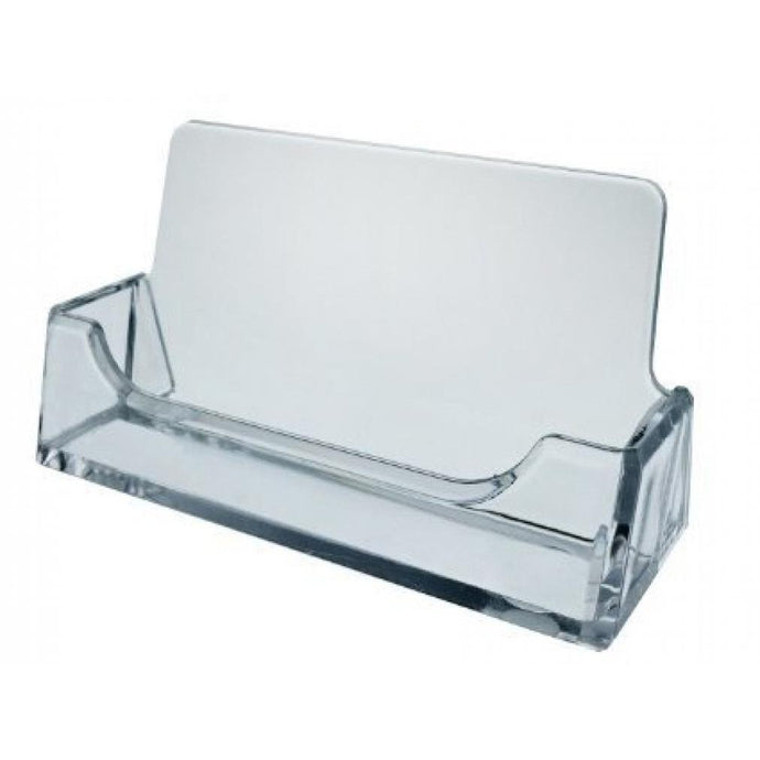 Clear Acrylic Business Card Holders