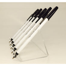 Load image into Gallery viewer, Acrylic Pen Stand Display - Holds up to 5 pens vertically