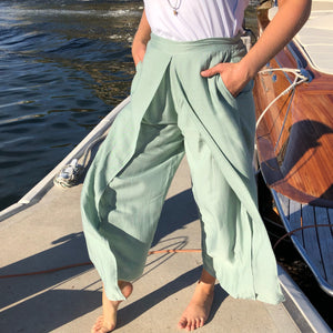 Layer Culotte- Pants - LaLunaLifestyle