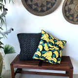 Banana-Rama cushion cover - LaLunaLifestyle