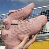Knitted Sneakers - LaLunaLifestyle