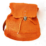 Crochet Backpack - LaLunaLifestyle