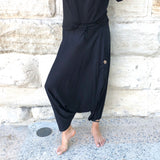 Gypsy Queen Harem Pants with matching Blouse - LaLunaLifestyle