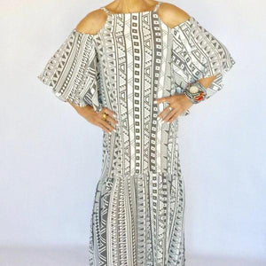 Gypsy Dress - LaLunaLifestyle
