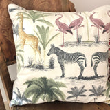 Safari Inspired Cushion