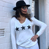 Sequin Star T-shirt