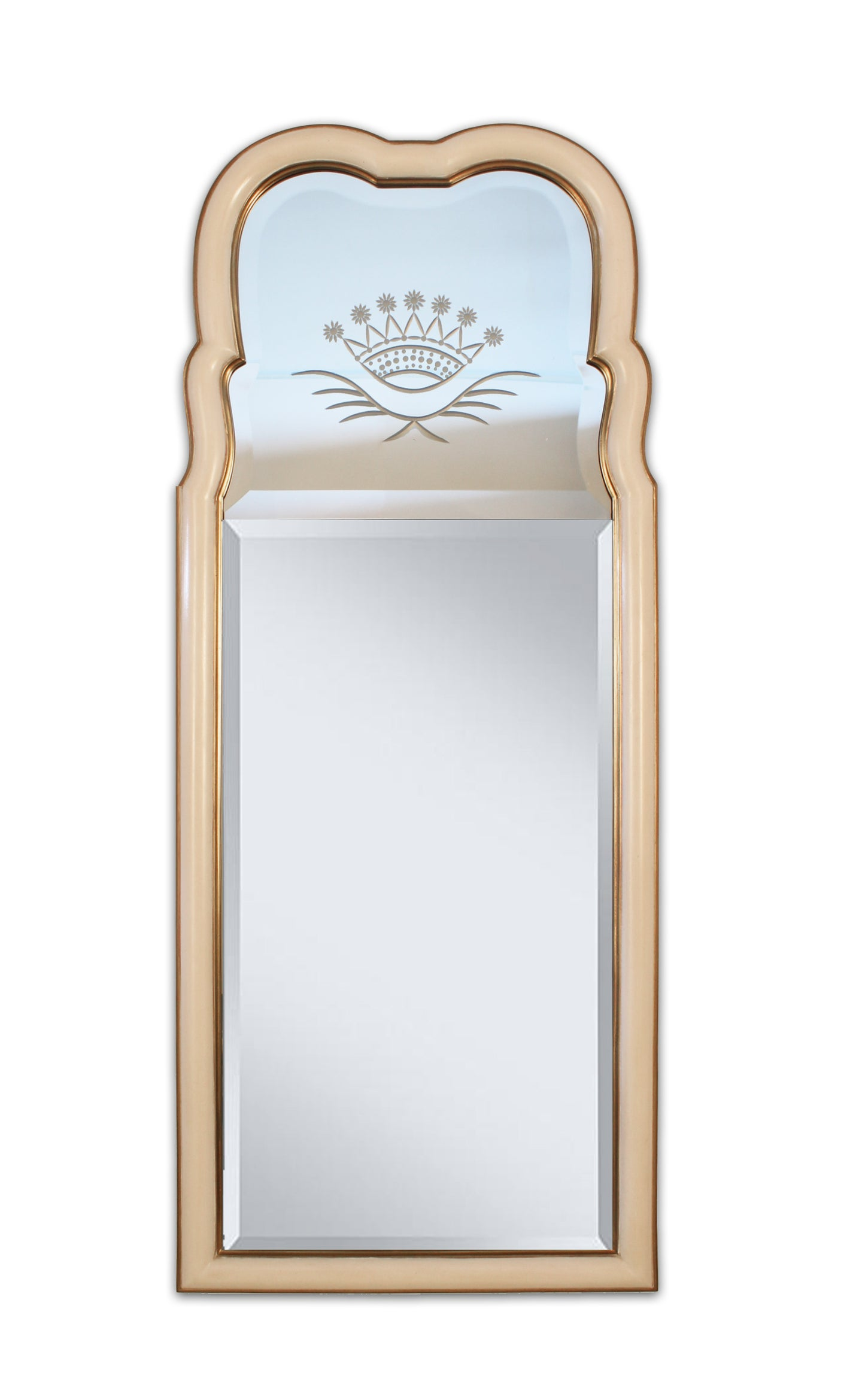Queen Anne Style Mirror