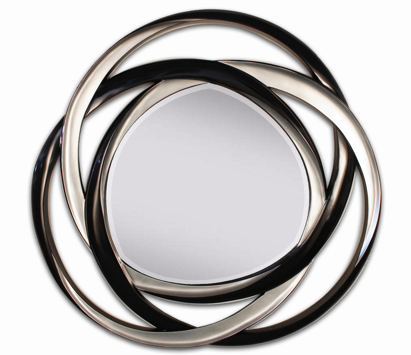 Borromean Rings Mirror
