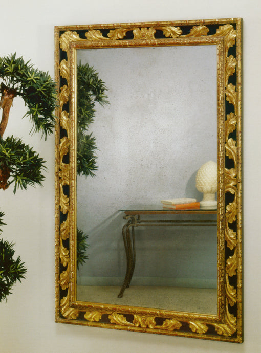 17th Century Spanish Style with Antique Mirror