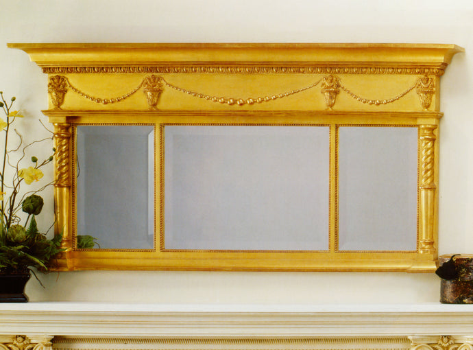 American Federal Mantel Mirror