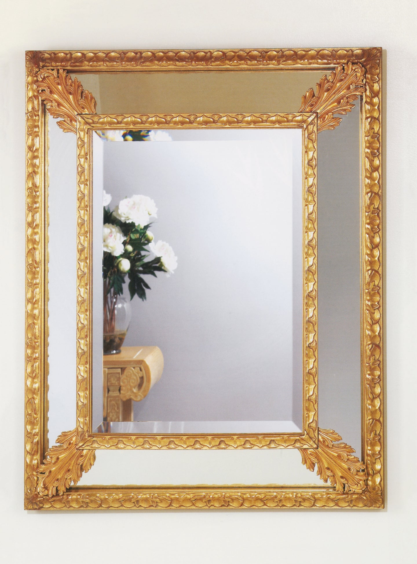 Late 18th Century Provincial Mirror