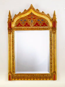 Eastern Gothic Cathedral Mirror