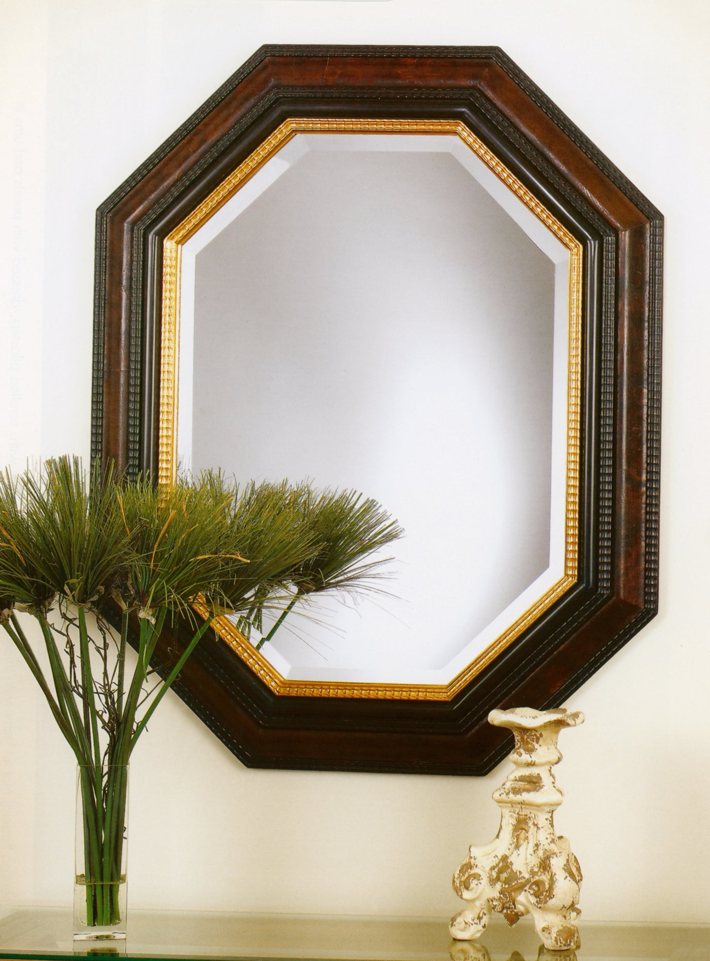 Dutch Octagon Mirror