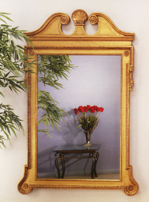 18th Century Georgian Style  Mirror