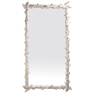 White Branch Mirror