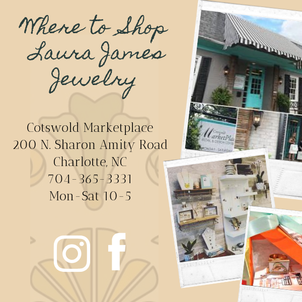 Cotswold Marketplace Jewelry by Laura James Jewelry
